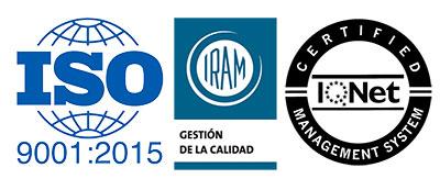 MKE Solutions Certificada en ISO 9001:2015