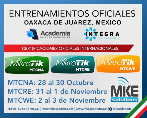 MikroTik Certified Network Associate